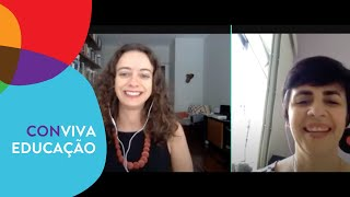 Conviva Educação: Iniciativas Fundação Roberto Marinho