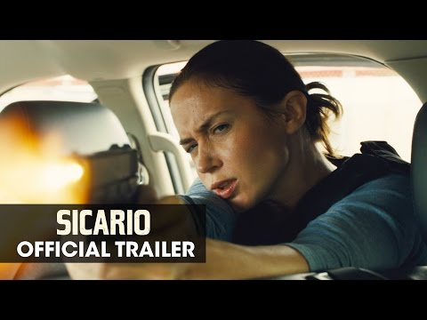 Sicario (2015 Movie - Emily Blunt)