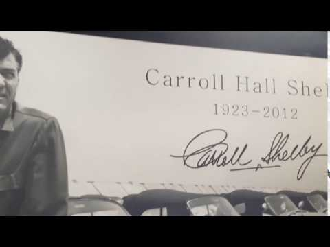 Carroll Shelby Information Willie Moore