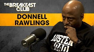 Video Donnell Rawlings Disrespects Charlamagne, Talks H&M Controversy + More MP3, 3GP, MP4, WEBM, AVI, FLV Juli 2018