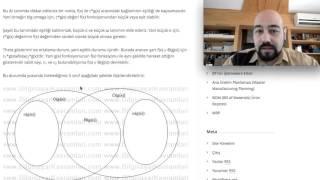 Karmaşıklık Sınıfları (Complexity Classes) Algoritma Analizi 2