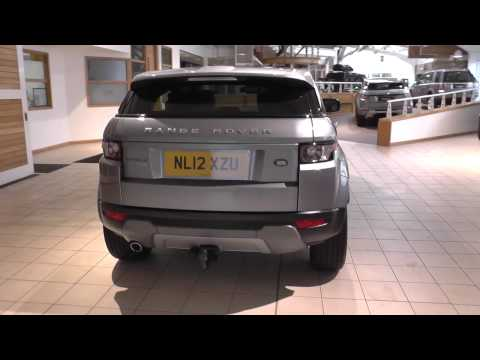 Land Rover Range Rover Evoque 5 Door Diesel 2012MY 2.2 TD4 Pure 150HP Manual 4WD U8670