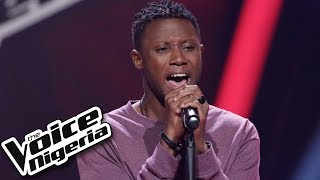 "Chukwuemeka Chike-Ezekpeazu sings ""Sugar"" by Maroon 5 which got him 2 turns. He opted to be on TeamPato. Official Website: http://africamagic.tv/thevoice ..."