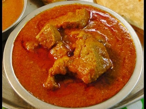 Mutton Curry (Maharashtrian Recipe)