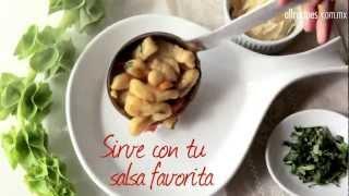Cómo hacer ñoquis (gnocchi)