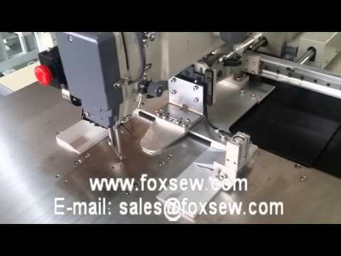 Pattern Sewing Machine for Hats and Caps