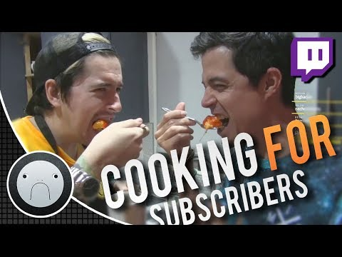 Cooking For Subscribers