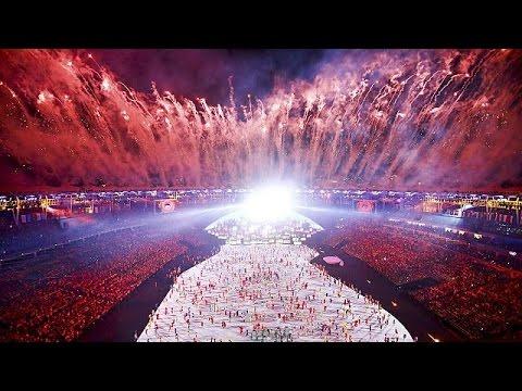 Ρίο 2016: Ξεκίνησε η μεγάλη γιορτή του αθλητισμού