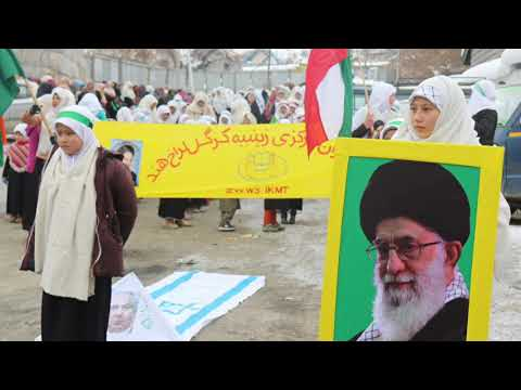 Iran   इस्लामी क्रांति की सफ़लता की 41वीं सालगिरह ईरान भर में हर्ष व उल्लास के साथ मनाई गई