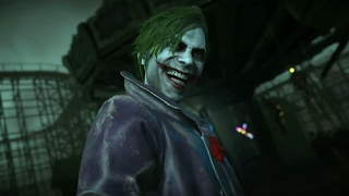 Injustice 2 Official Introducing Joker Trailer by GameTrailers
