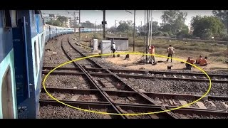 Nagpur India  city photos : Remarkable Encounter with Diamond Crossing – One & Only in India at Nagpur Junction, Maharashtra