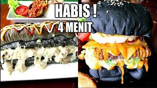 Video HABIS! BURGER + SANDWICH 25 CM DALAM 4 MENIT MP3, 3GP, MP4, WEBM, AVI, FLV Januari 2019