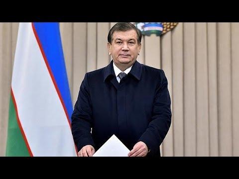 Το νέο του πρόεδρο εκλέγει το Ουζμπεκιστάν