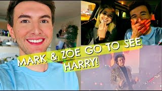 MARK & ZOE GO TO SEE HARRY!