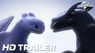 HOW TO TRAIN YOUR DRAGON 3 | Officiële Trailer 2 (Universal Pictures) HD