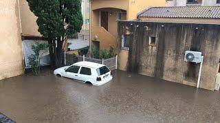 Saint-Florent France  City pictures : Inondations en Corse : les dégâts à Saint-Florent