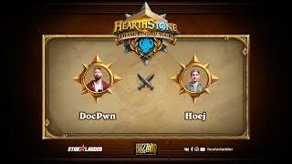 hoej vs Docpwn, game 1