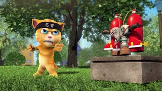 Video Talking Tom and Friends - Jetpack Ninja (Season 1 Episode 33) MP3, 3GP, MP4, WEBM, AVI, FLV Desember 2018