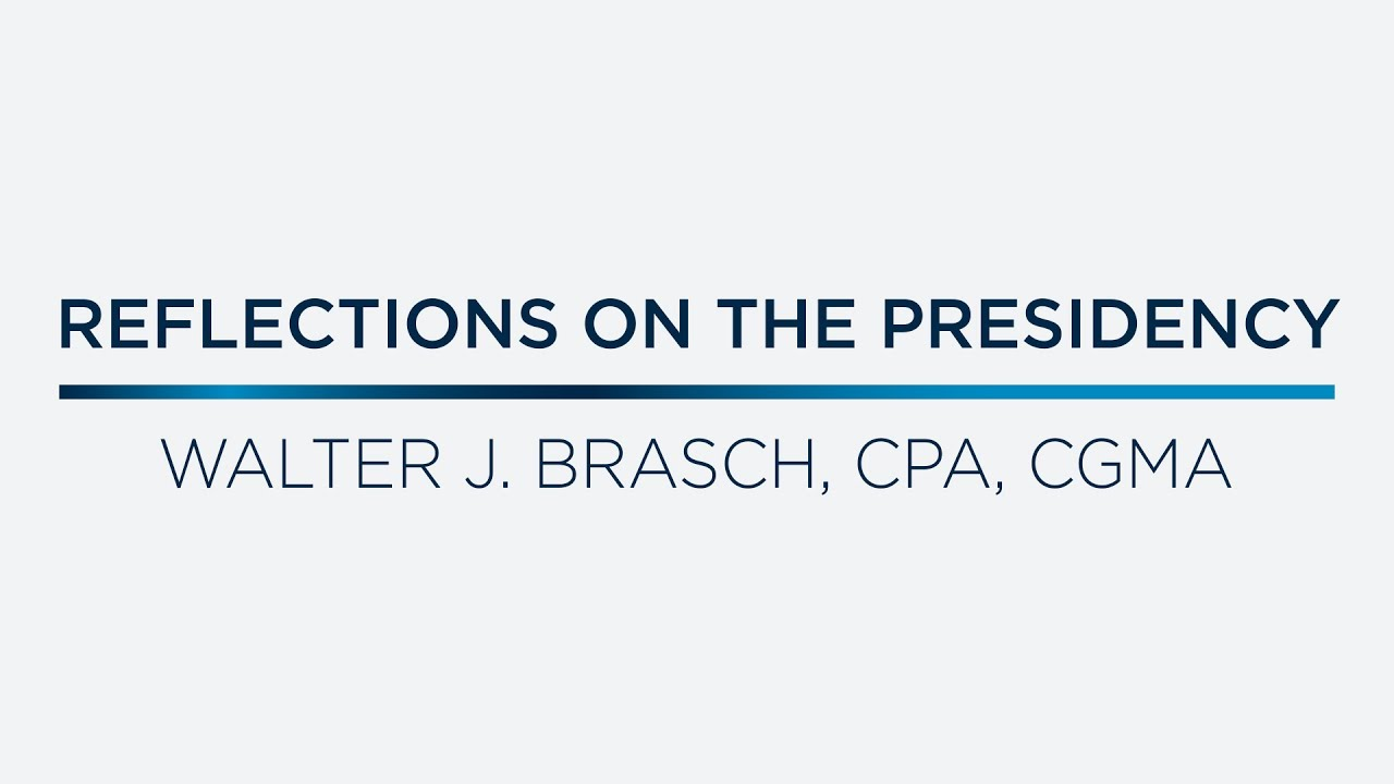 Reflections on the Presidency | Walter J. Brasch