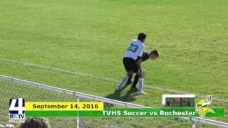 TVHS Vikings Soccer vs Peru Tigers
