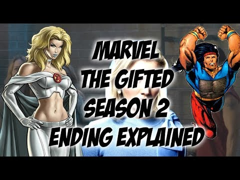 The Gifted Season 2 Finale EXPLAINED