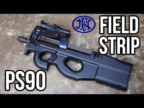 FN PS90 Field Strip (SBR)