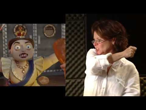 The Pirates! Band of Misfits: Side By Sides Imelda Staunton [HD]