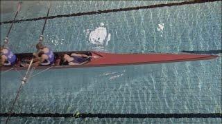 Hast du schon mal an ungewöhnlichen Orten trainiert oder hättest gewusst, dass ein Ruderboot in ein Schwimmbad passt? Wenn du das auch drauf hast, zeig ...