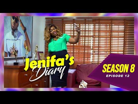 Jenifa's Diary S8EP12 - DISC JOCKEY  | (JENIFA In LONDON)