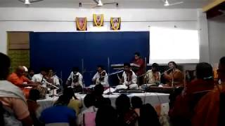 <h5>Aikatan Violin Concert at Mothers&#039; Tithi Puja</h5><p>A musical concert by the Vidyarthis of Ramakrishna Mission Calcutta Students&#039; Home at Mayer Bari - Bagbazar on the Holy Mother&#039;s tithi puja 2014. </p>