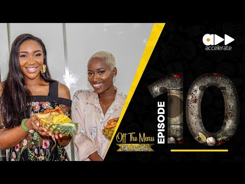Off The Menu- How To Make Prawn Pineapple Rice With Idia Aisien (Ep 10)