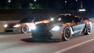 Denver STREETS - Monster Street Cars Get DOWN! by 1320Video