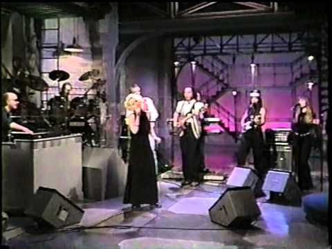 cyndi - Late Night with David Letterman.