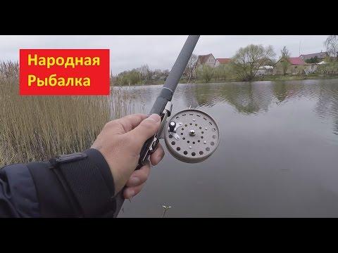 ловить окуня летом видео на удочку