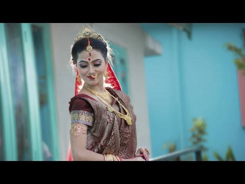 || PROMO VIDEO || MAKEOVER SHORT VIDEO || BENGALI BRIDE || MUSLIM BRIDE || SANU TALUKDAR || 2018