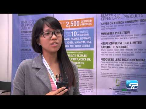 Singapore Environment Council : Singapore Green Labelling Scheme and Project Eco Office