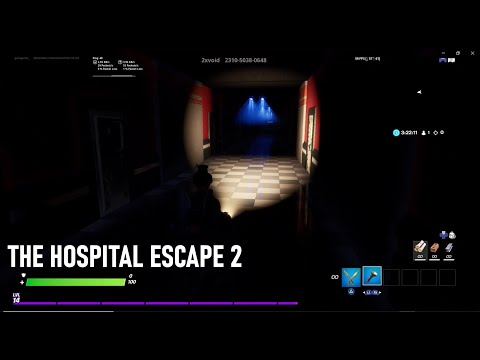 THE HOSPITAL ESCAPE 2 | Created by 2xvoid