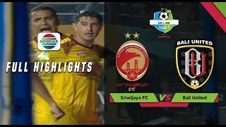Download Video Sriwijaya FC (3) vs (2) Bali United - Full Highlights | Go-Jek Liga 1 Bersama Bukalapak MP3 3GP MP4