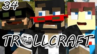 Minecraft: TrollCraft Ep. 34 - MOST EXPENSIVE BASE EVER MADE