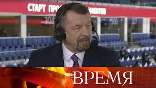 Сегодня скончался прославленный хоккеист испортивный комментатор Сергей Гимаев.