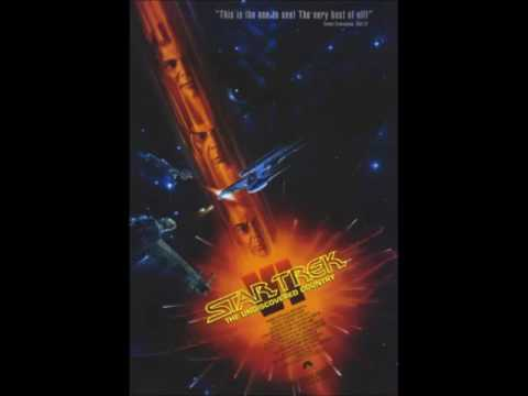 Star Trek VI The Undiscovered Country Soundtrack (1991)