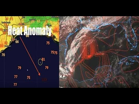 *Gulf Of Mexico Supervolcano Active? 3rd Nor'Easter and 4th Coming? Yellowstone*