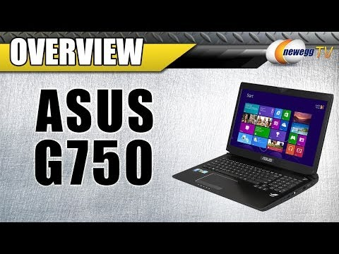 "ASUS ROG G750JM 17.3"" Gaming Laptop Overview - Newegg TV"