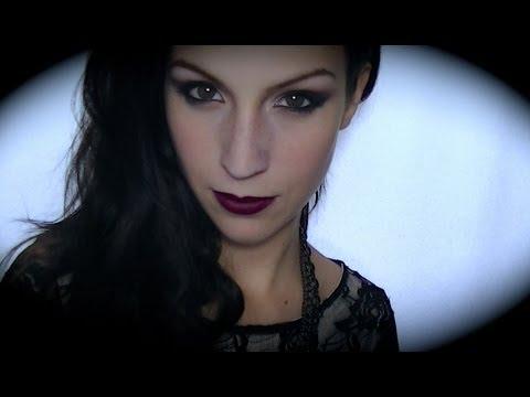 Maquillage d'Halloween : vampire sexy/glam