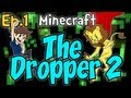 "Minecraft - The Dropper 2 Ep.1 "" TOO MUCH MATRIX """