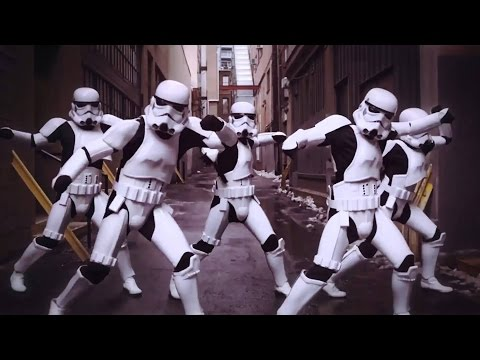Video CAN'T STOP THE FEELING! - Justin Timberlake (Stormtroopers Dance Moves & More) PT 6 download in MP3, 3GP, MP4, WEBM, AVI, FLV January 2017
