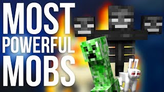 What Are the Most Powerful Mobs in Minecraft