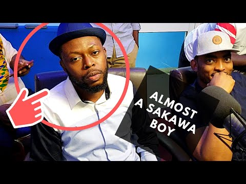 WOW: I Almost Became a Sakawa Boy-James Gardiner & Kalybos Make Shocking Revelations(Full Interview)