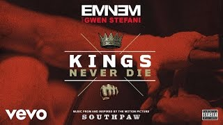 Video Eminem - Kings Never Die (Audio) ft. Gwen Stefani MP3, 3GP, MP4, WEBM, AVI, FLV Agustus 2018