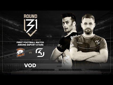 VIRTUS.PRO vs SK GAMING Football match [Joe Miller, Sadokist]